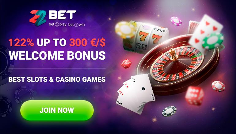 Техническите предимства на 22BET Casino