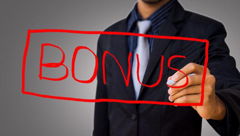Видове онлайн казино бонуси