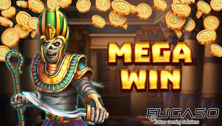 Късметлия печели 82 000 евро във Vulkan Vegas Casino на Mummy Win Hunters от FUGASO