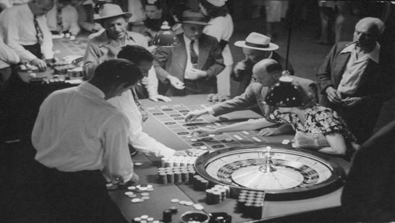 История на онлайн хазарта