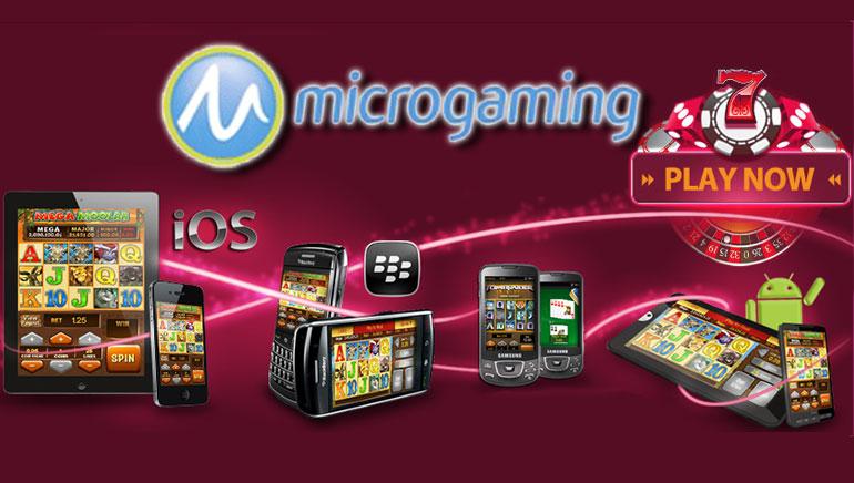 Microgaming стартира две нови мобилни игри