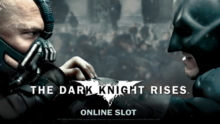 Къде да се играе Batman: Черният рицар