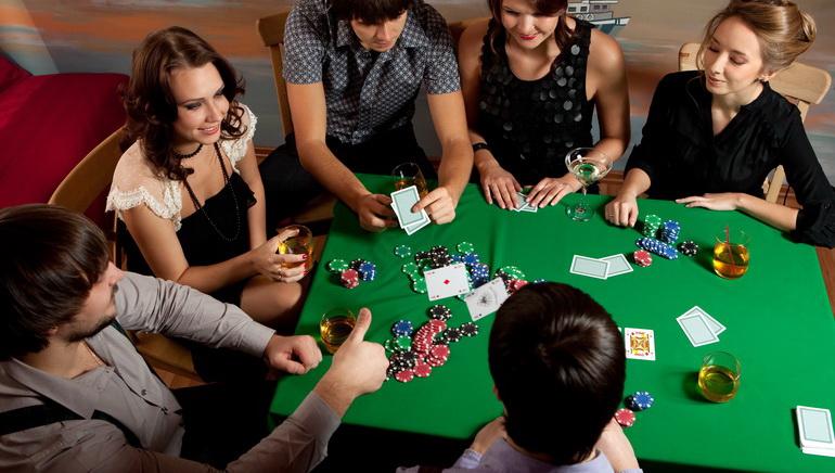 Покер с истински пари