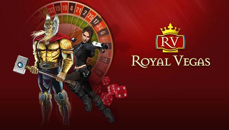 Насладете се на истинско царско отношение в Royal Vegas Casino