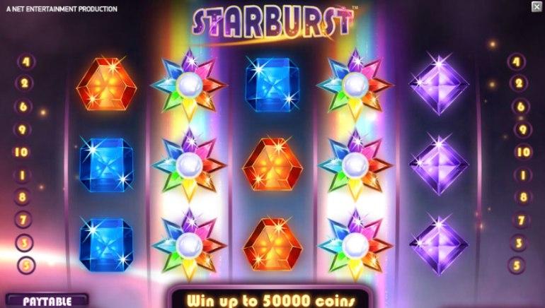 Ексклузивна оферта: Заявете 10 безплатни завъртания за Starburst от BETAT Casino