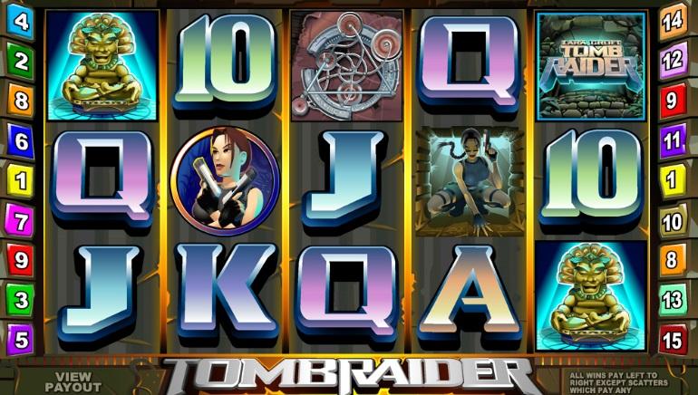 Microgaming казината пускат новия слот Lara Croft през 2019 г.