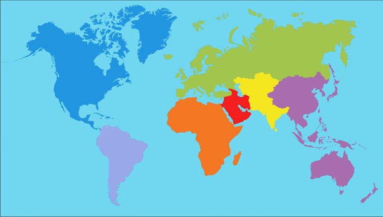 Изберете Вашата държава
